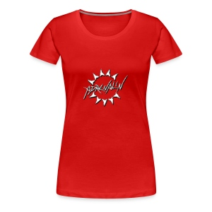 Adrenalin - Frauen Premium T-Shirt