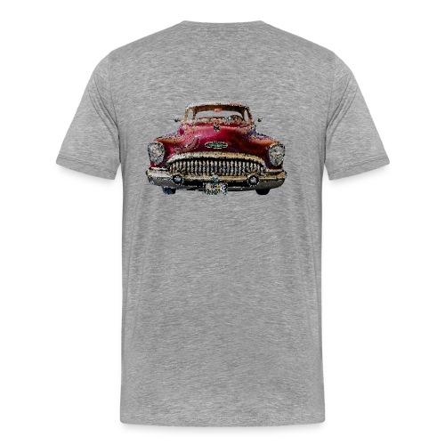 US Car - Männer Premium T-Shirt