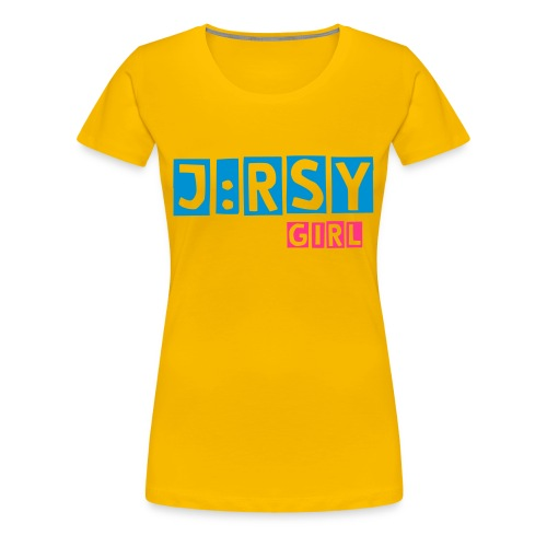 J:RSY GIRL - Women's Premium T-Shirt