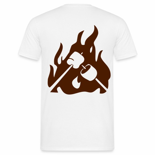 Marshmallow - T-shirt Homme