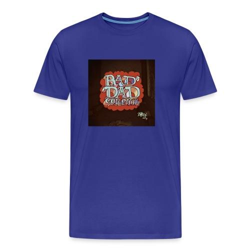 Art by Elph, 'Radicaldadicals' - Exclusively for Rad Dad Collective - Men's Premium T-Shirt