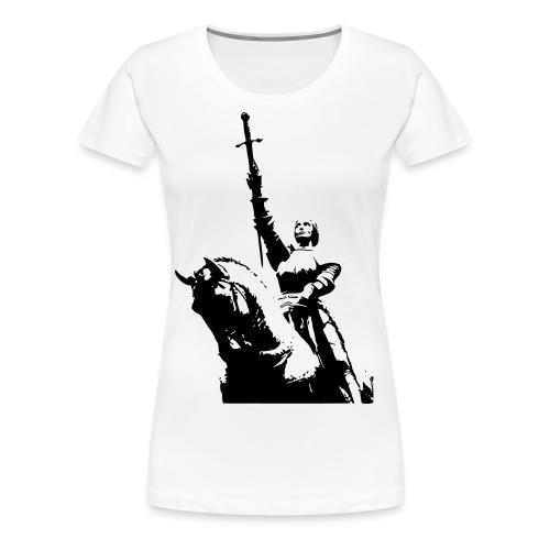 Jeanne d'Arc - T-shirt Premium Femme