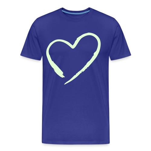 heart1 - Men's Premium T-Shirt