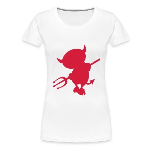 Diable - T-shirt Premium Femme