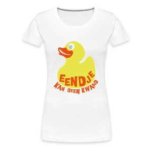 Eendje kan geen kwaad - Vrouwen Premium T-shirt