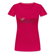 T-Shirts ~ Women's Premium T-Shirt ~ spirit of snooker woman