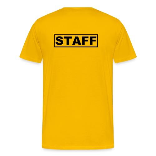 DOM DJ - Männer Premium T-Shirt