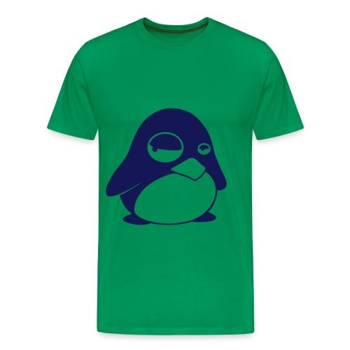 Penguïn - Mannen Premium T-shirt