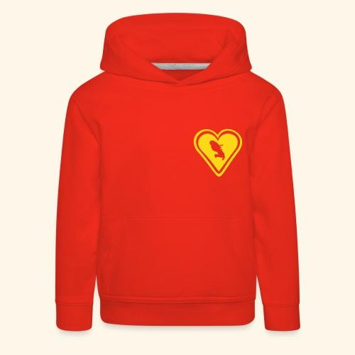 i love Martinique t-shirt - Pull à capuche Premium Enfant