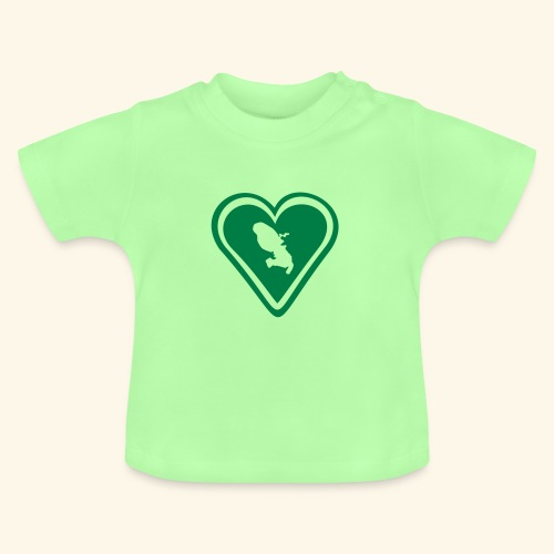 i love Martinique t-shirt BB - T-shirt Bébé