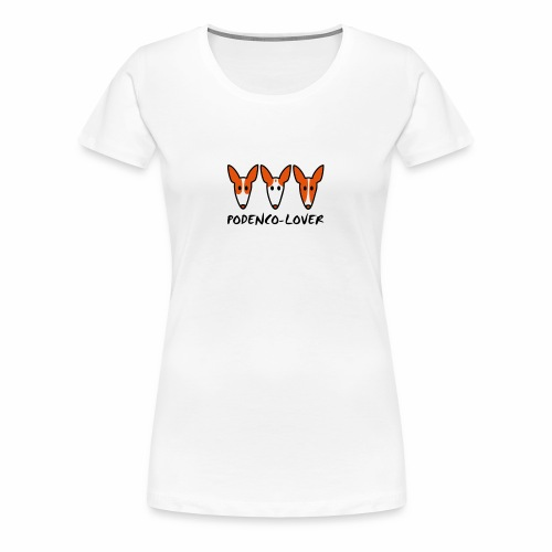 Podencolover2 - Frauen Premium T-Shirt