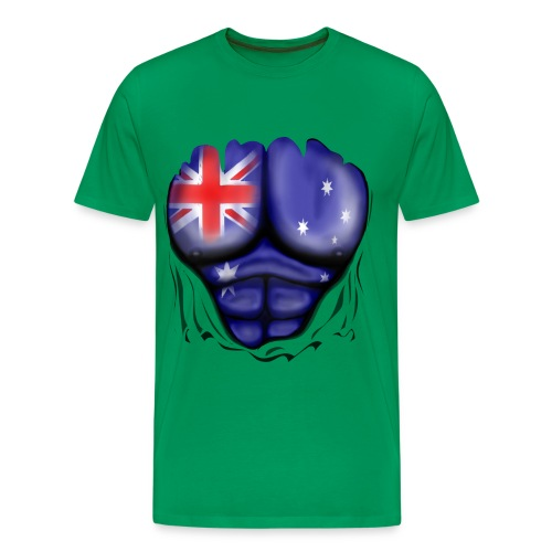 Aussie - Men's Premium T-Shirt