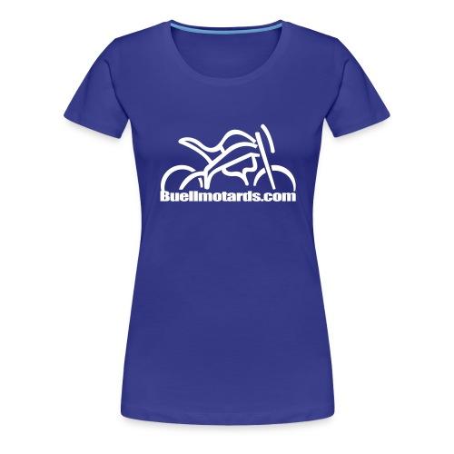 Camiseta chica buellmotards - Camiseta premium mujer