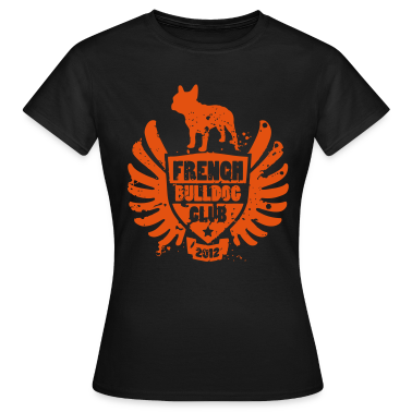 French Bulldog Club 2012 T-Shirts