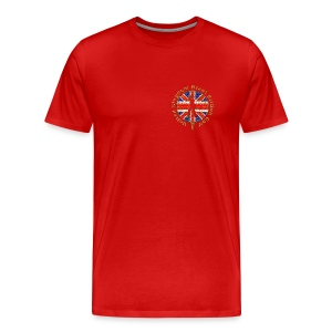 United Kingdom GB golf T-Shirts - Men's Premium T-Shirt