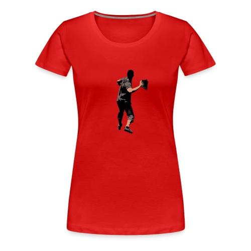 Book Riotter Woman - T-shirt Premium Femme