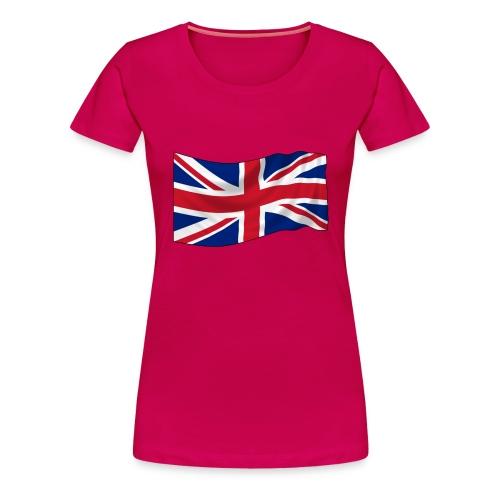 Standard Great britain T-shirt - Women's Premium T-Shirt