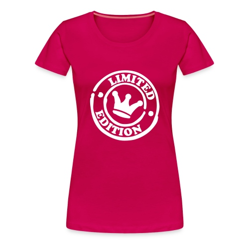 Women's Limited Edition T-Shirt - Women's Premium T-Shirt