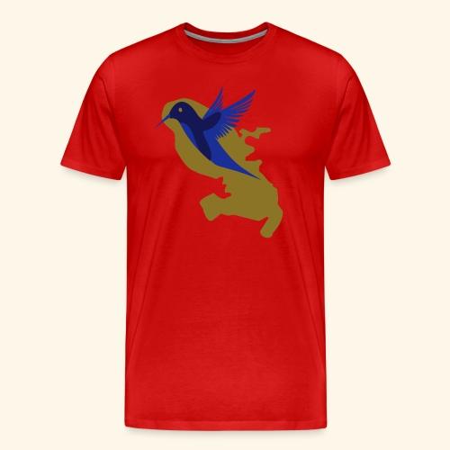 Martinique Colibri t-shirt - T-shirt Premium Homme