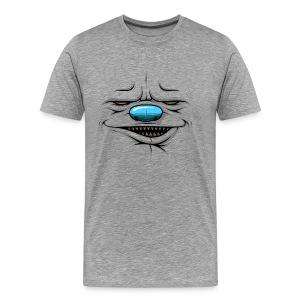 blue nose t - Männer Premium T-Shirt