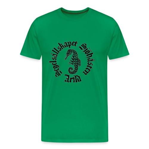 Sjöhästen Klassisk T-shirt herr - Premium-T-shirt herr