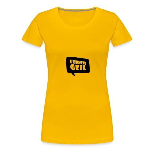 Geilo - Frauen Premium T-Shirt