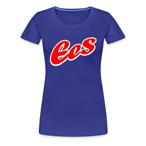 EES - Classic Logo girltop - (hellblau) - Women's Premium T-Shirt