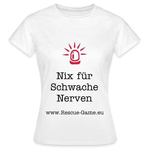 fan shirt - Frauen T-Shirt