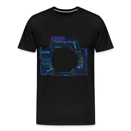 Digitale Fotografie - Männer Premium T-Shirt