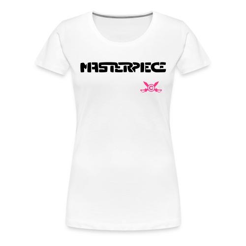 MASTERPIECE MDNA - Frauen Premium T-Shirt