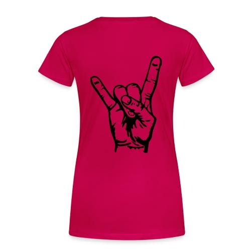 Party Lady - Premium T-skjorte for kvinner