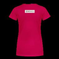 T-Shirts ~ Women's Premium T-Shirt ~ Art by Tempora - 'All Seeing Eye'