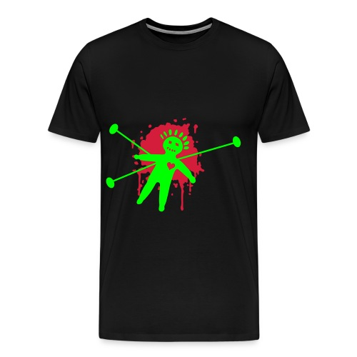 DOLL VODOO  II  (POUPEE VODOO) - T-shirt Premium Homme
