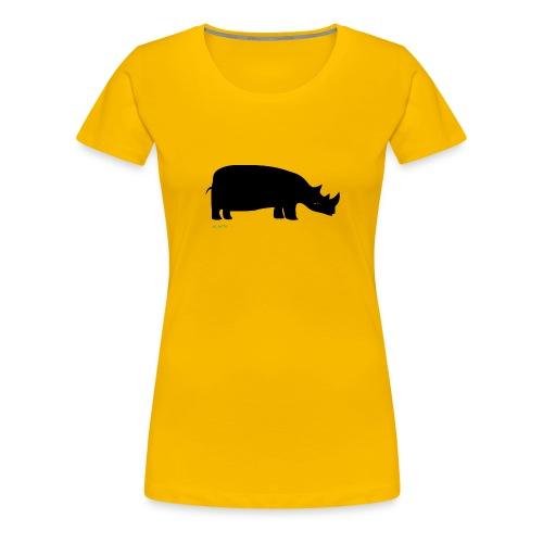 malinconicorino - Maglietta Premium da donna