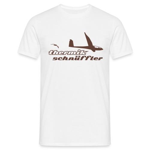 Thermikschnüffler - Männer T-Shirt