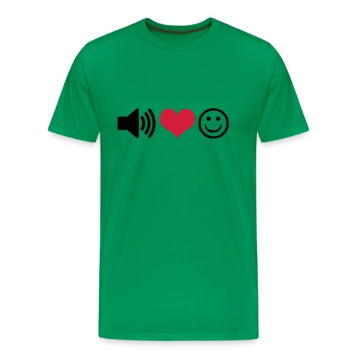 LLL Symbol TShirt klassisch - Männer Premium T-Shirt