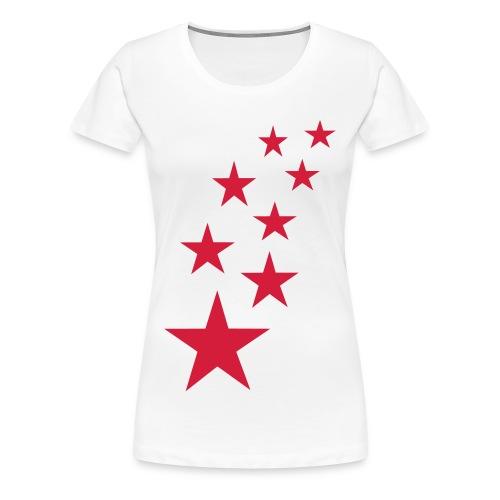 Maglietta Stars Like Me - Maglietta Premium da donna