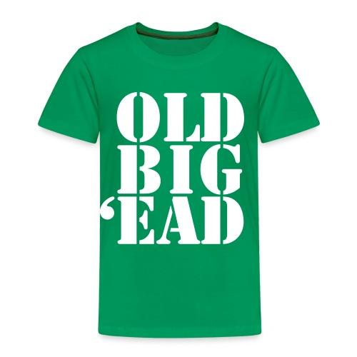 Old Big 'Ead (Kids) - Kids' Premium T-Shirt