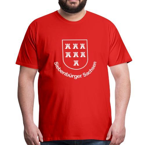 T-Shirt Siebenbürger Sachsen - Männer Premium T-Shirt