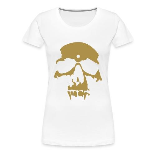 Skull Deluxe - Frauen Premium T-Shirt