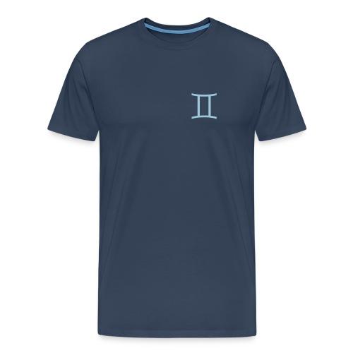 t shirt Uomo Gemelli - Maglietta Premium da uomo