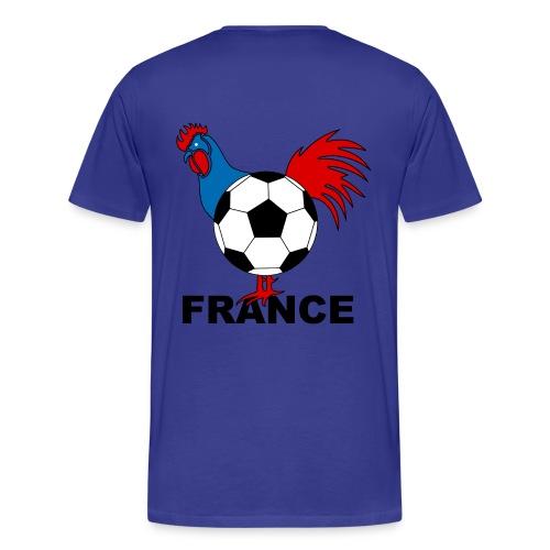 france tee shirt supporter - Men's Premium T-Shirt