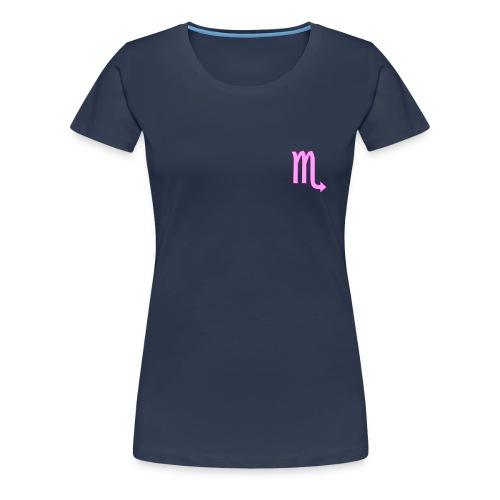 t shirt Scorpione donna - Maglietta Premium da donna
