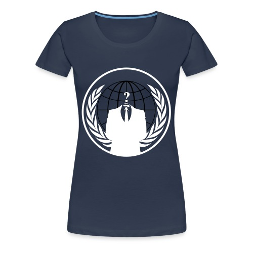 Anonymous ! - Frauen Premium T-Shirt