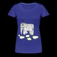 T-Shirts ~ Women's Premium T-Shirt ~ Elephant