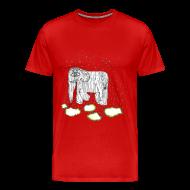 T-Shirts ~ Men's Premium T-Shirt ~ Elephant