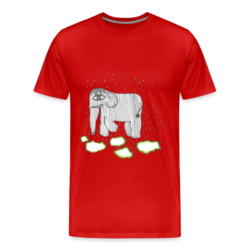 Elephant - Men's Premium T-Shirt