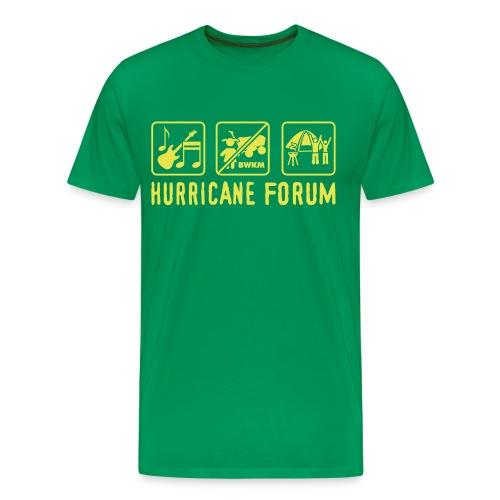 für den dicken Michel - Männer Premium T-Shirt