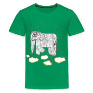 Shirts ~ Teenage Premium T-Shirt ~ Elephant