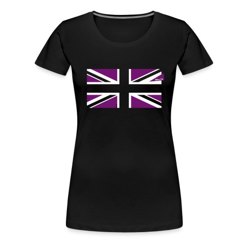 My Union Flag - Women's Premium T-Shirt